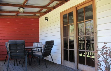 Neds Cabin Stanthorpe