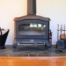Ned's Cabin Fireplace
