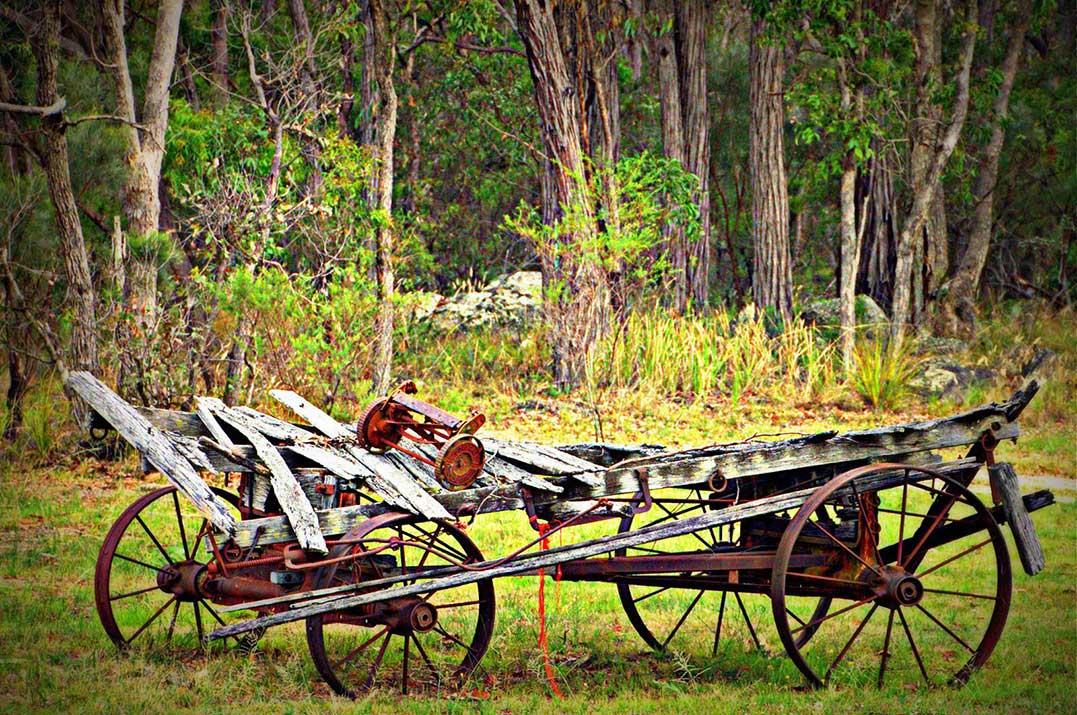 Possum's Hollow Cart