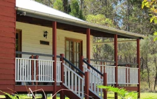 Neds Cabin Stanthorpe